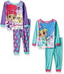 Пижамы хлопковые разных фирм от 12м  до 6-7 лет - 10 расцветок