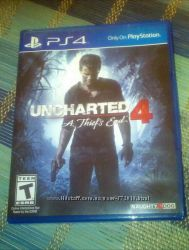 PS4, Uncharted 4