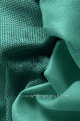 Ткань для  штор  блэкаут  лен  мешковина