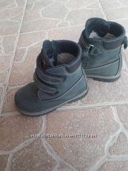 Зима Ботинки Нубук Доставка за мой счет качественная обувь