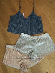 Комплект для дома Виктория Сикрет М-L майка шорты