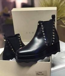 Ботинки, полусапоги, челси albano италия