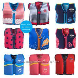 Konfidence - детские жилеты для плавания, UK
