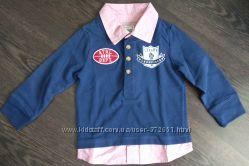 Рубашка обманка Children Place
