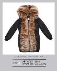 Куртка зима Mone р. 122-158 New
