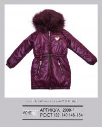 Куртка зима Mone р. 122-140 New