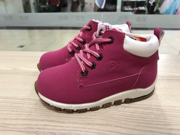 Ботинки Promax Турция р. 22-25 качество отличное