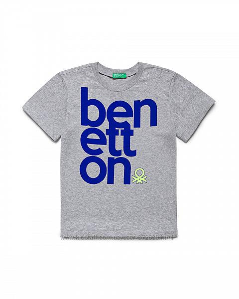 Футболка Benetton р.120,130