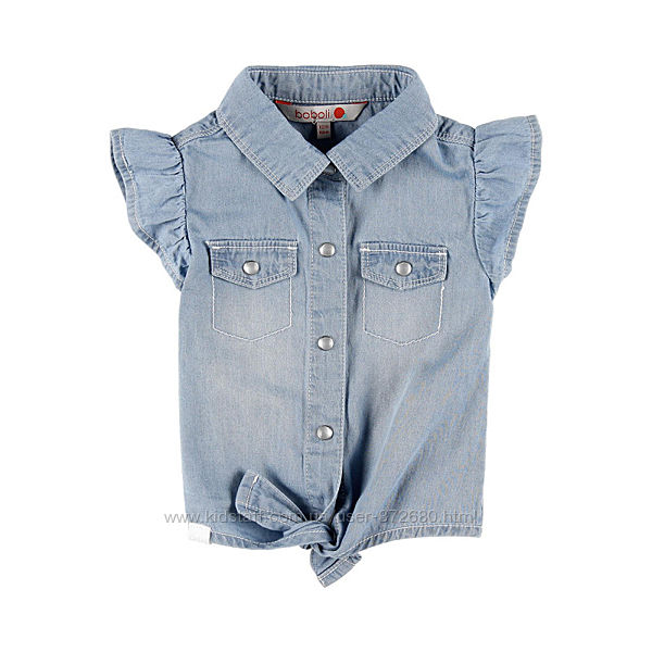 Рубашка Boboli Испания р.5,6 лет