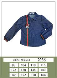 Рубашка Mone р.98-164 New