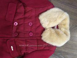 Пальто chicco 116 размер