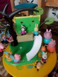 Домик на дереве Peppa pig10 игрушек