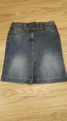 Джинсовая юбка Armor Jeans