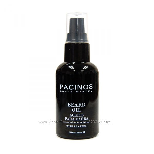 Pacinos Beard oil - Масло для Бороды пачинос оригинал