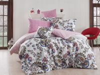 Яркий полуторный комплект постельного белья