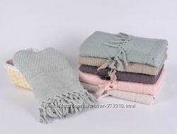 Наборы хлопковых полотенец упаковки по 6 шт