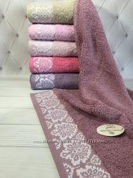 Отличные маровые полотенца упаковки по 6 шт