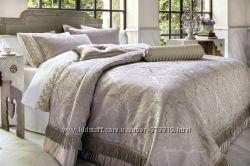 Элитное покрывало с наволочка и декоративными подушками