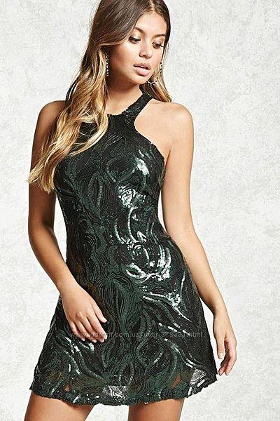 шикарные платья forever21 M L