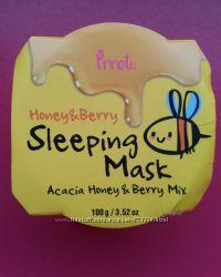 Ночная маска для лица Honey & Berry Sleeping Mask от Prreti