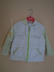 Куртка ветровка девочке мальчику 1-2. 5 года