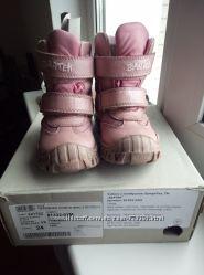 продам зимние ботинки Bartek 24р.