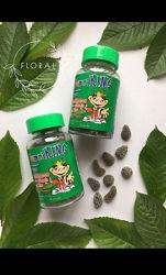 Gummi King, Эхинацея с витамином С и цинком в наличии