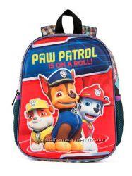 Рюкзаки 3D рисунок Щенячий патруль Paw Patrol, цвета
