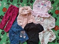 Пакет одежды на 12-18-24