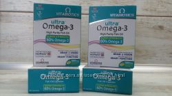 Ultra Omega 3 Fish oil Риб&180ячий жир