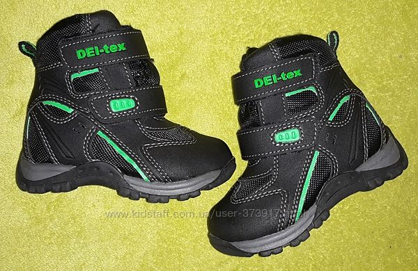 Зимние сапожки, ботинки Del-Tex р. 20, 21