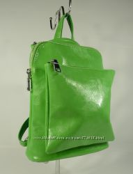 Сумка-рюкзак Valensiy 88118 зеленый, расцветки