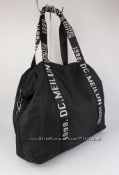 d30ace2b7ba1 Легкая спортивная, дорожная сумка emkeke 977 черная, расцветки, 580 ...