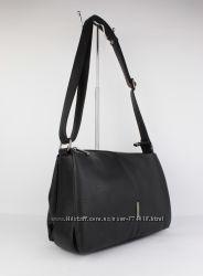 994be69e1f38 Мягкая, вместительная женская сумка gilda tohetti 60488 черная, 870 ...