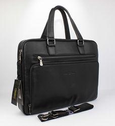 Кожаный портфель, сумка для документов, папка giorgio armani 6619-3, 3930