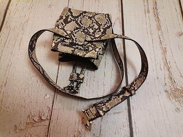 Имиджевая сумка-кошелёк Mango