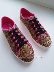 Новые мокасины Sam Edelman Kids Naomi Sneaker оригинал размер 36 стелька 24