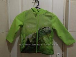 Новая куртка softshell фирмы Topolino р. 104
