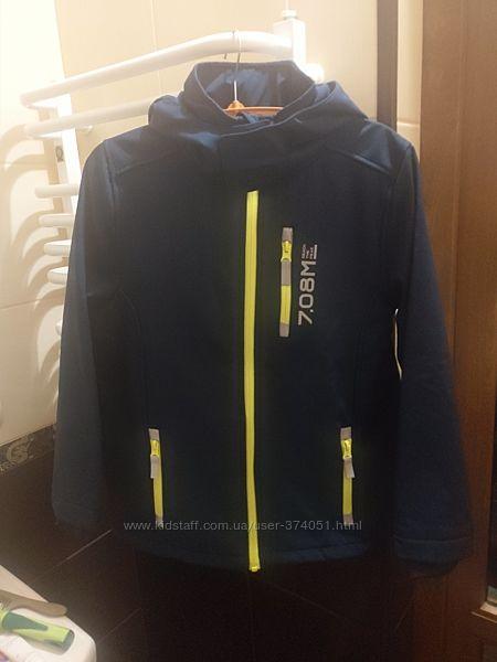 Новая куртка softshell фирмы Yigga Topolino р.  152