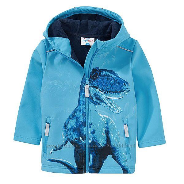 Новая куртка softshell фирмы Тополино Topolino р. 104, 110