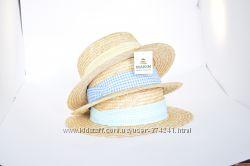 Шляпа канотье из соломы с полем 6см.