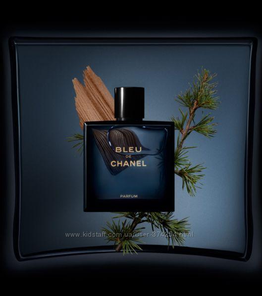 Bleu De Chanel parfum духи распив Новинка 2018