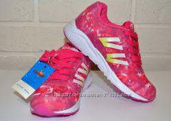 Кроссовки для девочек ТМ Солнце. Цвета розовый и фиолетовый ... 1f2dd86db7b1d