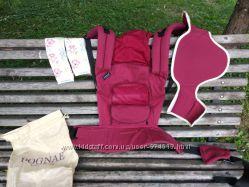 Фирменный эргономический рюкзак переноска Pognae
