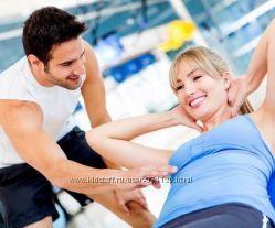 В физкультурный центр требуется тренер, инструктор, реабилитолог