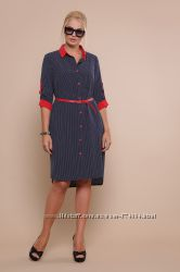 Шикарные платья для шикарных форм