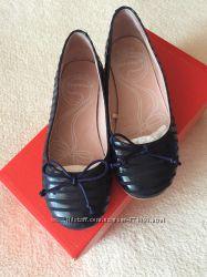 Кожаные туфли 29 р. Garvalin. Состояние новых