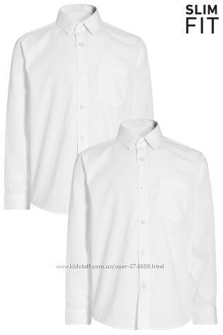 Рубашка Некст, F&F 6-7-8 л. на 1 клас в идеале