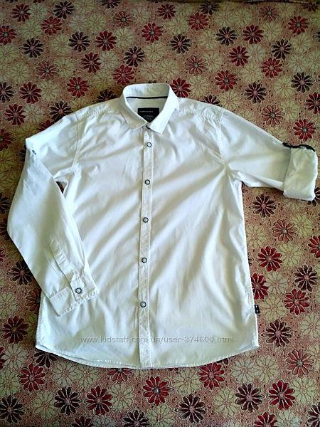 Рубашка вайкікі 134-140, стан ідеальний 100 котон
