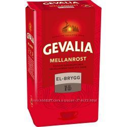 Кофе Gevalia EL-BRYGG, 450гр.